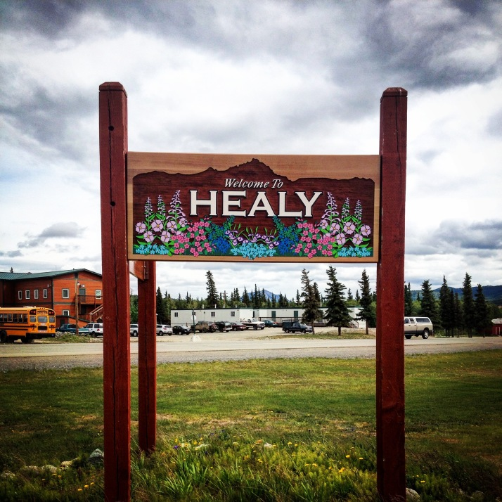 Welcome to Healy Sign